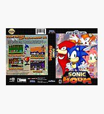 Sonic Boom Genesis Photographic Print