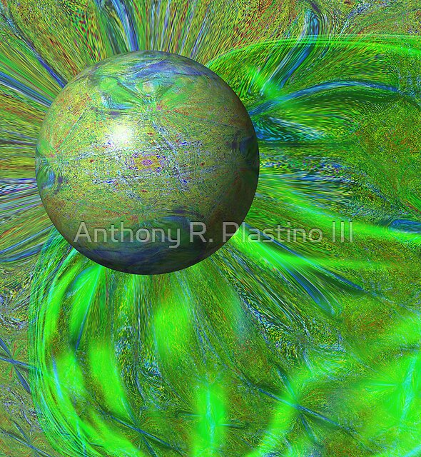 Abstract - 03 by Anthony R. Plastino III