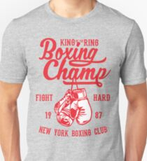 Boxing Champ T-Shirt
