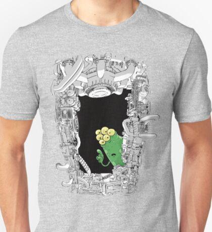 Erm ... 'scuse me ... T-Shirt