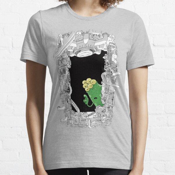 Erm ... 'scuse me ... Essential T-Shirt