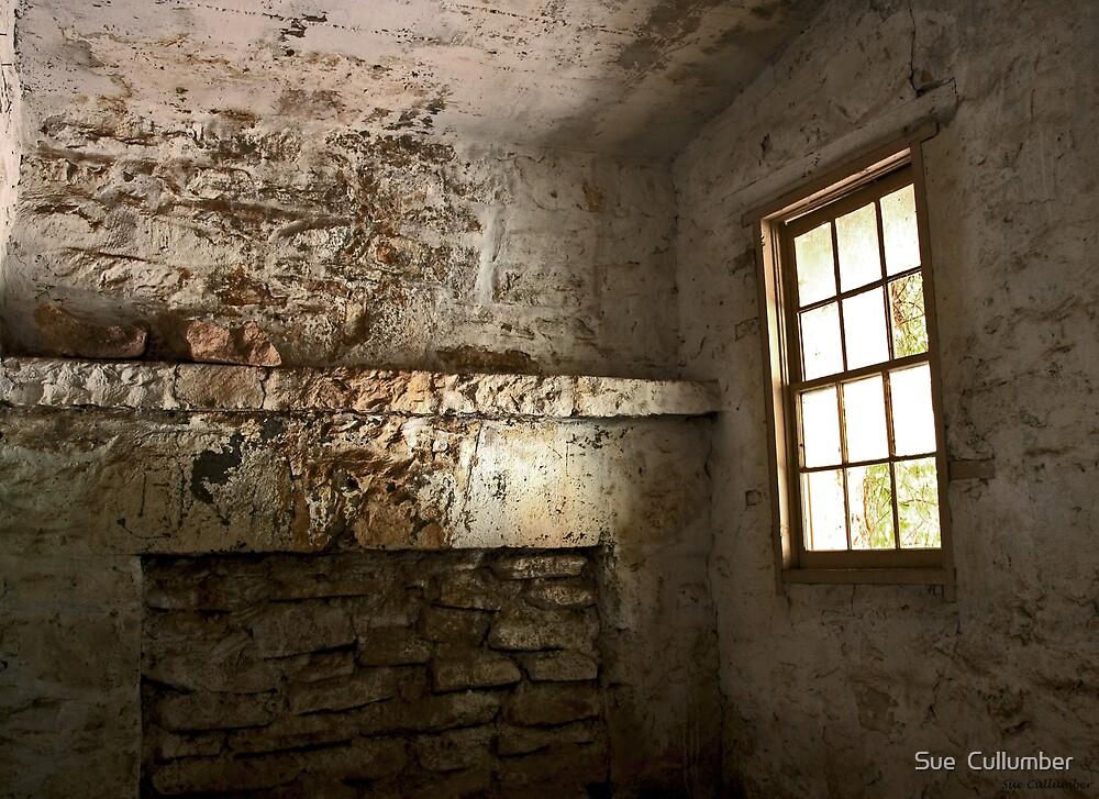 Window Lit by Sue  Cullumber