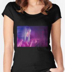Blade runner 2049 Women's Fitted Scoop T-Shirt
