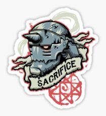 Sacrifice Sticker