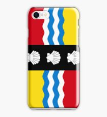 Bedfordshire Flag Phone Cases iPhone Case/Skin