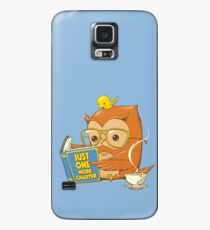 Just One More Chapter Case/Skin for Samsung Galaxy