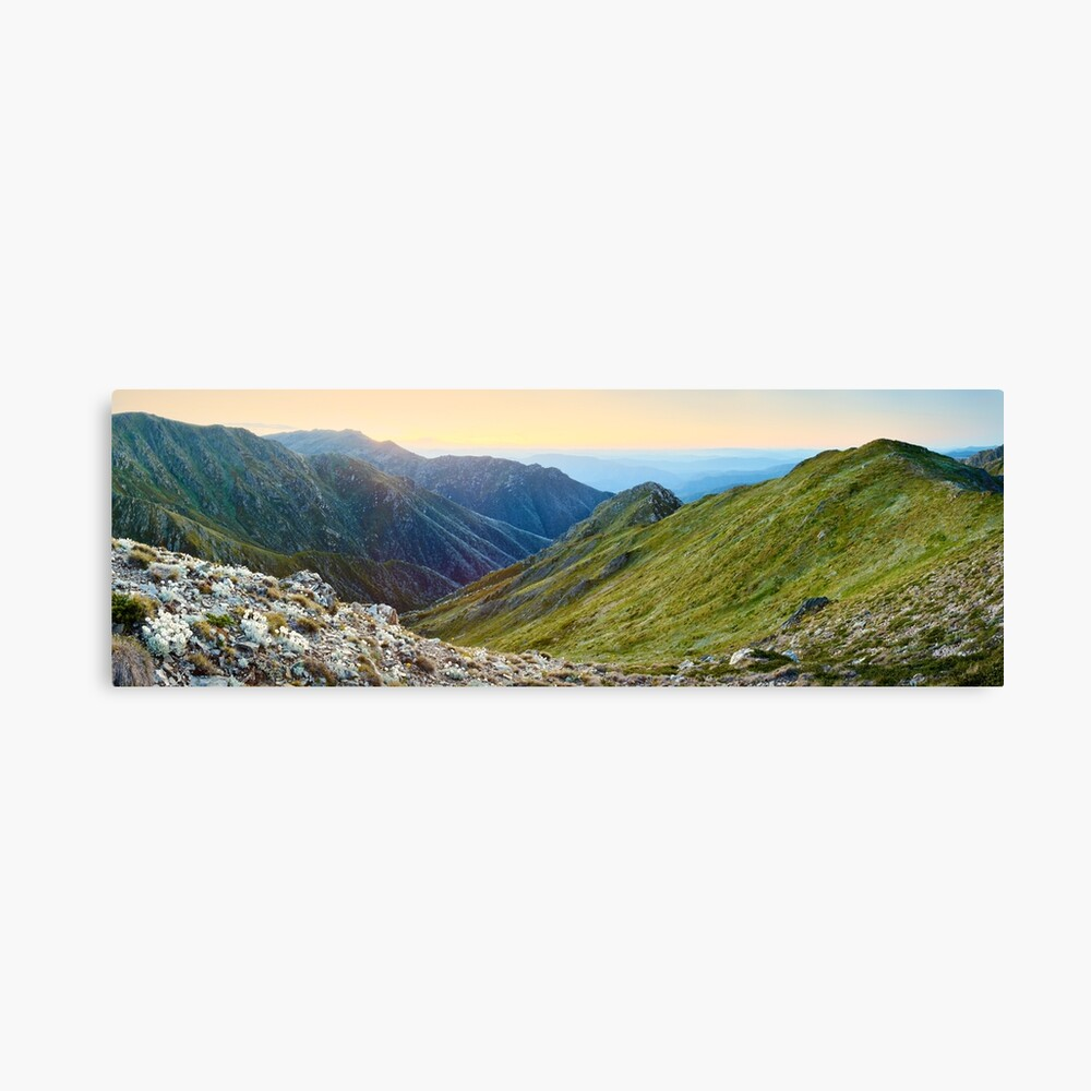 The Sentinel, Kosciuszko, New South Wales, Australia Canvas Print