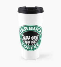 Cuphead Starbucks Travel Mug