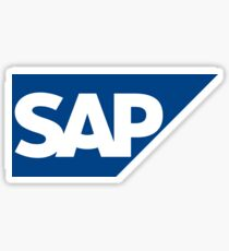 SAP Sticker
