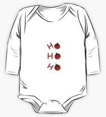 Ho Ho Ho One Piece - Long Sleeve