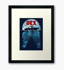 Dex Framed Print