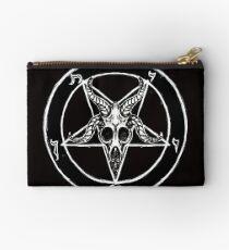 Baphomet Pentagramm Täschchen