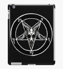 Baphomet Pentagram iPad Case/Skin