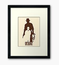 Obtainer of Rare Antiquities Framed Print