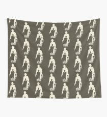 Obtainer of Rare Antiquities (light) Wall Tapestry