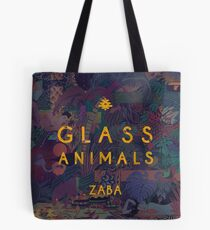 glass animals Tote Bag