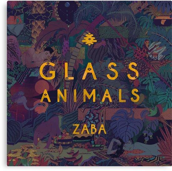 glass animals by Sarah Gomez
