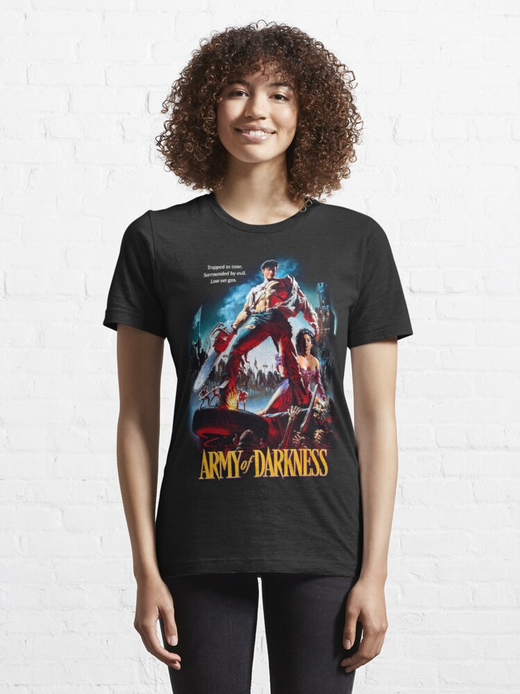 Alternate view of army of darkness Essential T-Shirt