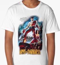 army of darkness Long T-Shirt