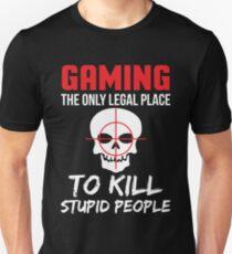 Funny Gaming T-shirt T-Shirt