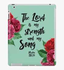 Vinilo o funda para iPad Salmo 118: 14