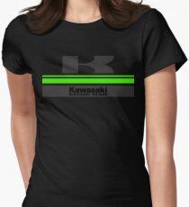 Camiseta entallada para mujer KAWASAKI Team