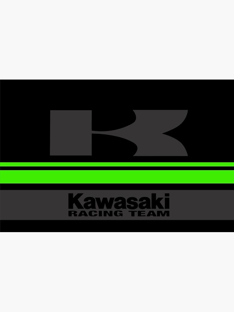 KAWASAKI-Team von MotoTour