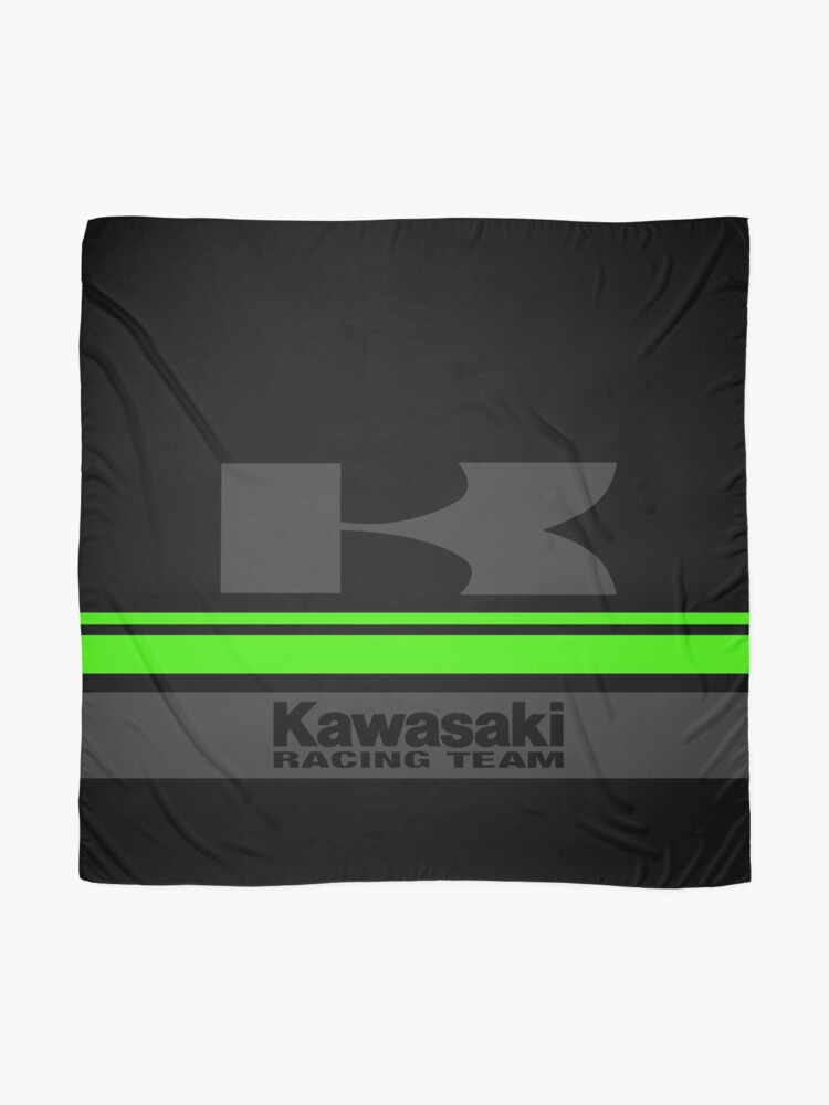 Alternate view of KAWASAKI Team Scarf