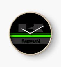 KAWASAKI Team Clock