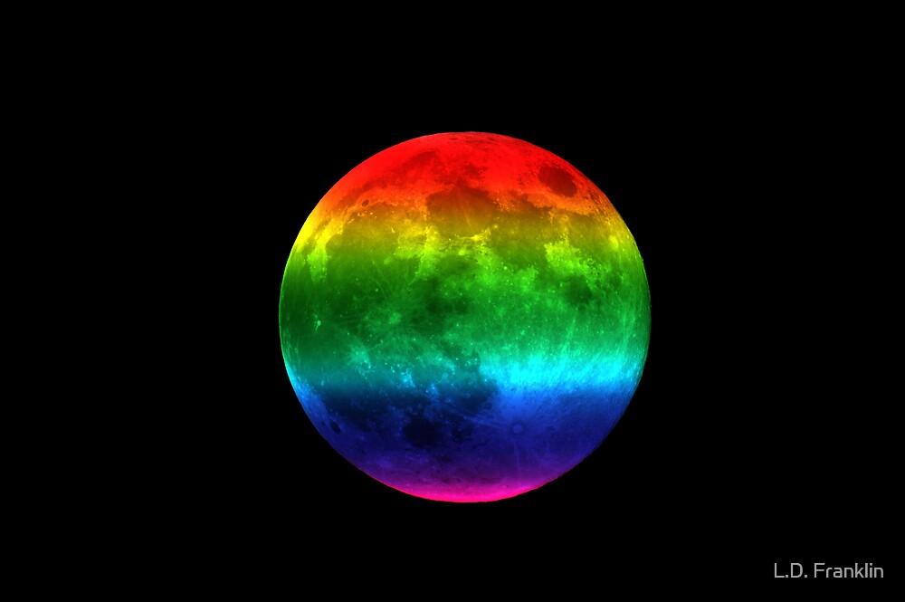 Rainbow Moon by L.D. Franklin