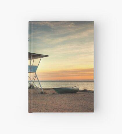 Finnish baywatch Hardcover Journal
