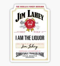 JIM LAHEY BEAM Sticker