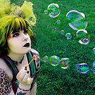 Bubbles by firemarie