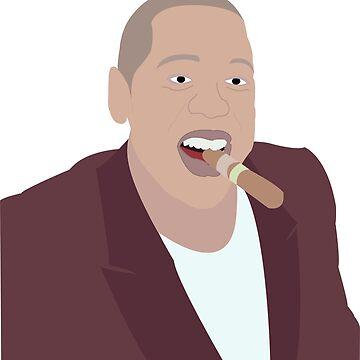 Jay-Z by brick86