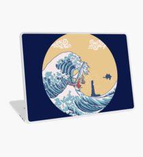 The Great Sea Laptop Skin