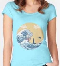 The Great Sea Women's Fitted Scoop T-Shirt