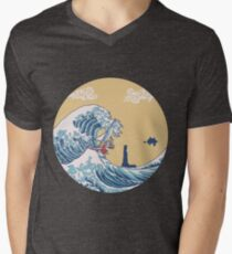 The Great Sea Men's V-Neck T-Shirt