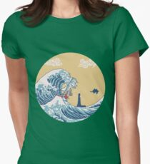 The Great Sea Women's Fitted T-Shirt