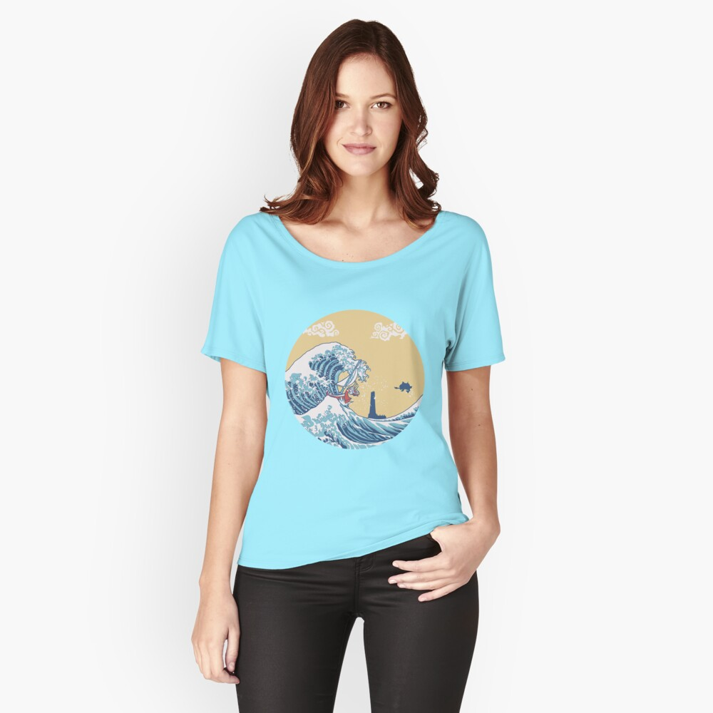 The Great Sea Women's Relaxed Fit T-Shirt Front