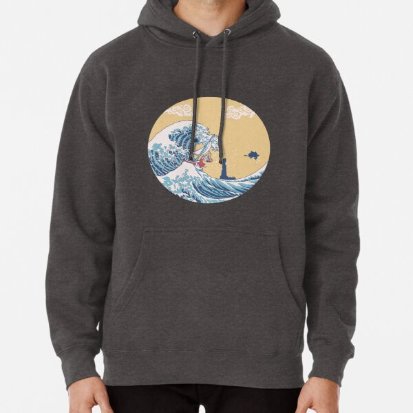 The Great Sea Pullover Hoodie