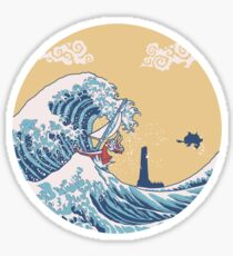 The Great Sea Sticker