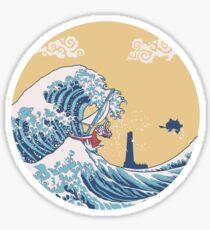 The Great Sea Sticker