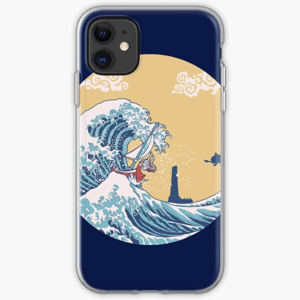 The Great Sea iPhone Soft Case