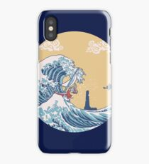 The Great Sea iPhone Case