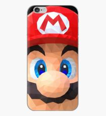 Niedriges Polygon Mario iPhone-Hülle & Cover