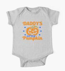 Daddy's Little Pumpkin Kids Clothes