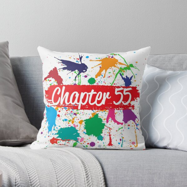 Chapter 55 ACOMAF, A Court of Mist and Fury Throw Pillow