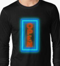 Neon Open Sign T-Shirt