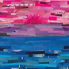 Bi Flag Collage by Jennifer Frederick
