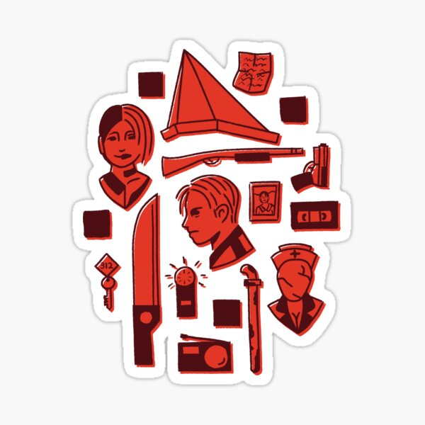 Restless Dreams Sticker